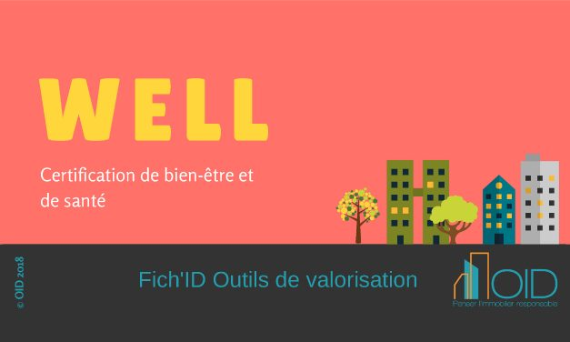 Comprendre la certification WELL – Lecture de l'été #2